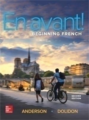 eBook Online Access En avant: Beginning French