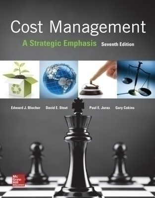 eBook Online Access for Cost Management: A Strategic Emphasis