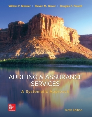 eBook Online Access for Auditing & Assurance Services: A Systematic Approach