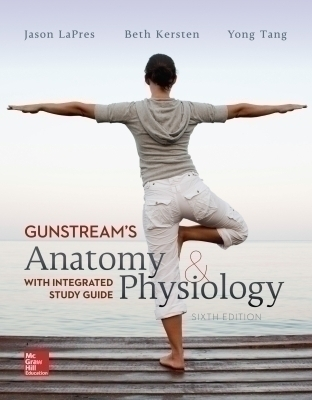 eBook Online Access for Anatomy and Physiology with Integrated Study Guide