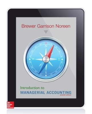 eBook Online Access for Introduction to Managerial Accounting