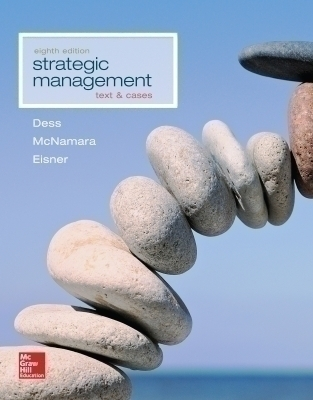 eBook Strategic Management: Creating Competitive Advantages