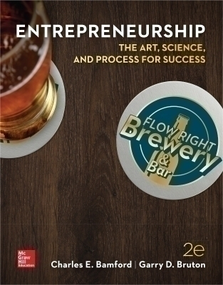 eBook for Entrepreneurship: The Art, Science, and Process for Success
