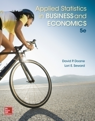 eBook Online Access for Applied Statistics in Business and Economics