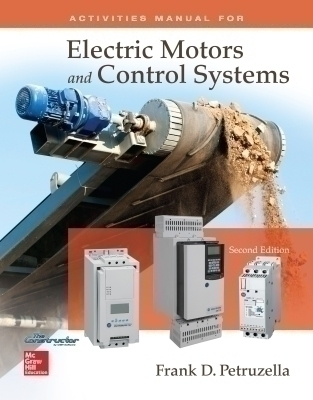 eBook Online Access for Activities Manual for Electric Motors and Control Systems