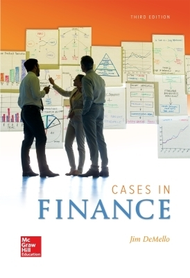 eBook for Cases in Finance