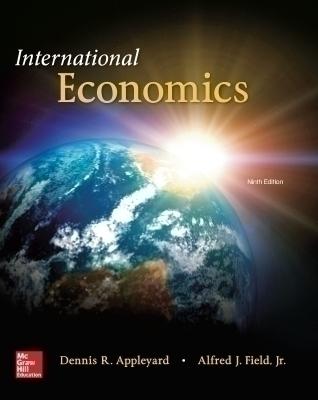 eBook Online Access for International Economics