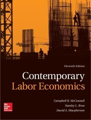eBook for Contemporary Labor Economics