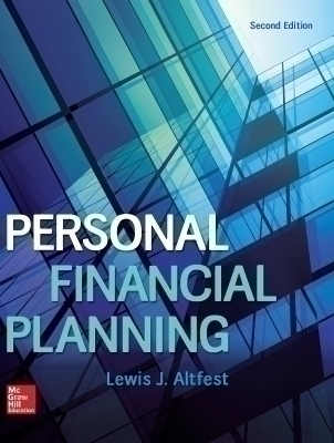 eBook Online Access to accompany Personal Financial Planning