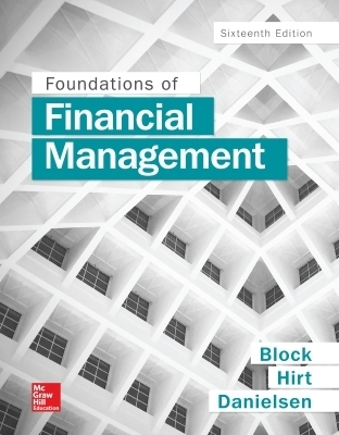 EBOOK ONLINE ACCESS FOR FOUNDATIONS OF FINANCIAL MANAGEMENT