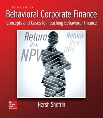 eBook for Behavioral Corporate Finance