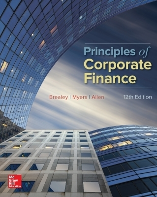eBook Online Access for Principles of Corporate Finance