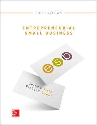 Entrepreneurial Small Business