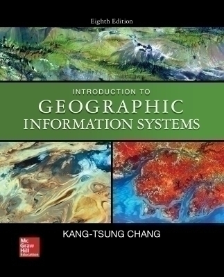 eBook  Online Access for Introduction to Geographic Information Systems