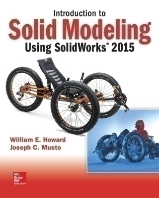 eBook Online Access for Introduction to Solid Modeling Using SolidWorks 2015