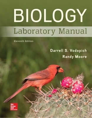eBook Online Access for Biology Laboratory Manual