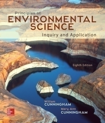 eBook Online Access for Principles of Environmental Science