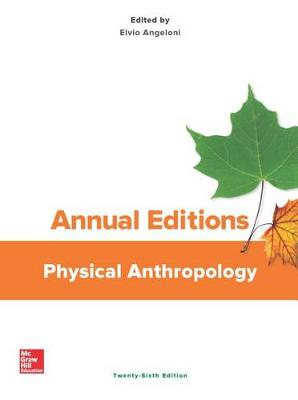 Annual Editions: Physical Anthropology, 26/E