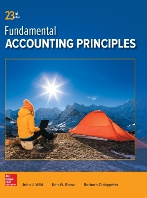 eBook Online Access for Fundamental Accounting Principles Volume 1 (Chapters 1-12)