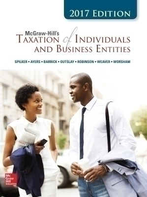 eBook 2 Semester Online Access for McGraw-Hill's Taxation of Individuals and Business Entities 2017 Edition, 8e
