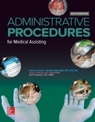 Medical Assisting: Administrative Skills
