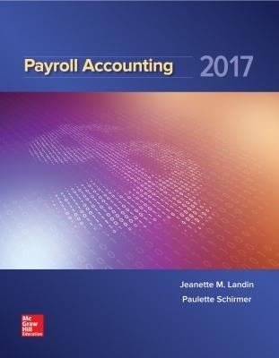 Payroll Accounting 2017