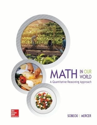 Math in Our World: A Quantitative Reasoning Approach