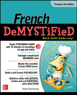 French Demystified, Premium 3rd Edition