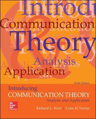 Introducing Communication Theory: Analysis & Application