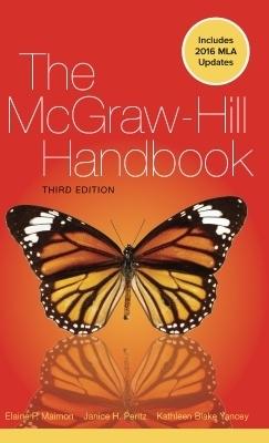 McGraw-Hill Handbook HARDBACK MLA 2016 UPDATE