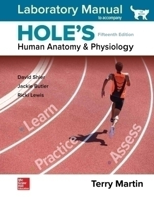 Laboratory Manual for Hole's Human Anatomy & Physiology Cat Version