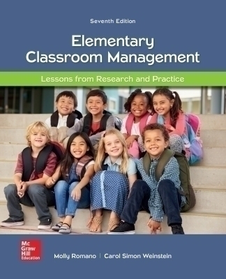 Elementary Classroom Management: Lessons from Research and Practice