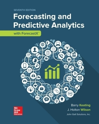 "Forecasting and Predictive Analytics with Forecast X â""¢"