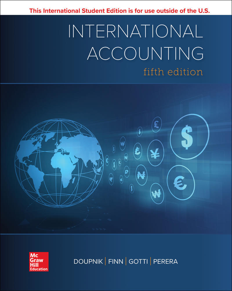 ISE International Accounting