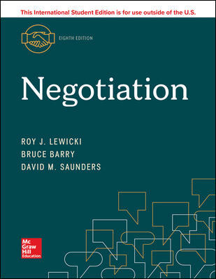 ISE Negotiation
