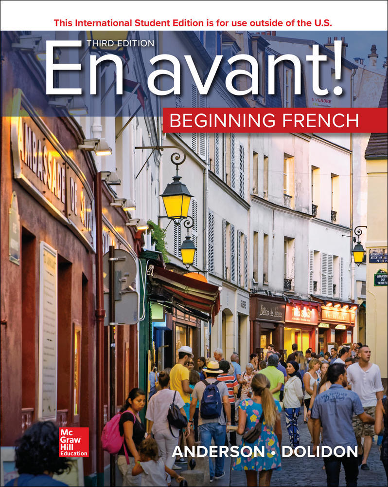 ISE En avant! Beginning French (Student Edition)