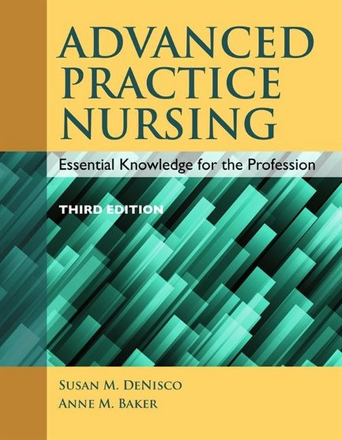 Advanced Practice Nursing Essential Knowledge for the Profession