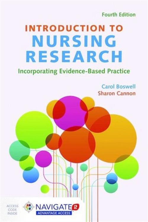 Introduction To Nursing Research Incorporating Evidence-Based Practice