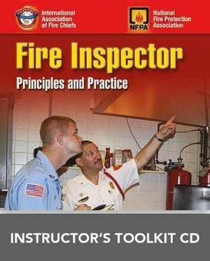 Fire Inspector: Principles And Practice Instructor's Toolkit CD-ROM