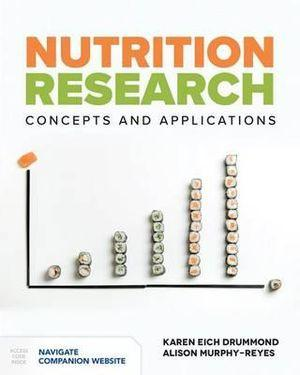 Nutrition Research Concepts & Applications