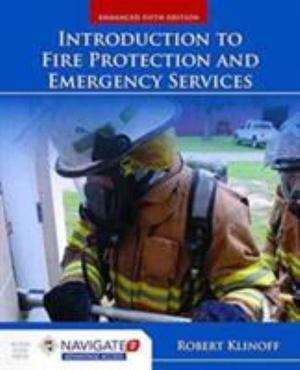 Introduction To Fire Protection And Emergency Services
