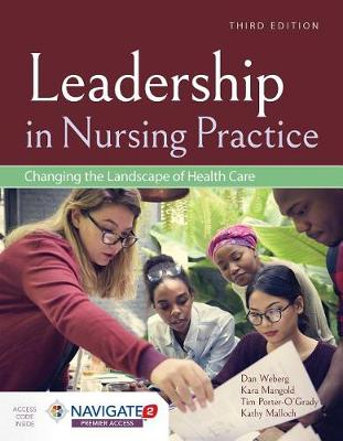 Leadership In Nursing Practice Changing the Landscape of Healthcare with Navigate 2 Premier Access