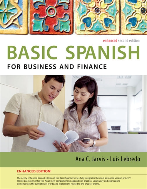 Basic Spanish for Business and Finance Enhanced Edition