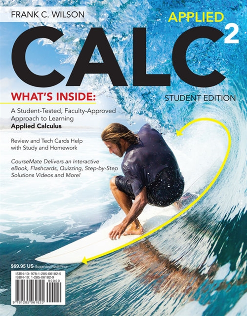 Applied CALC (with CourseMate Printed Access Card)