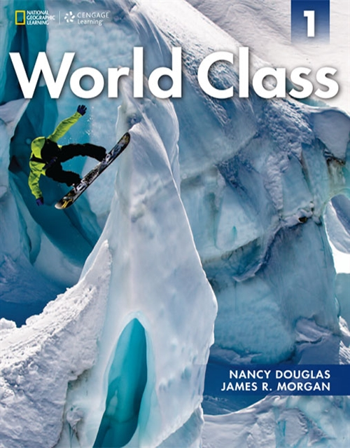 World Class 1: Student Book/Online Workbook Package : Expanding English  Fluency