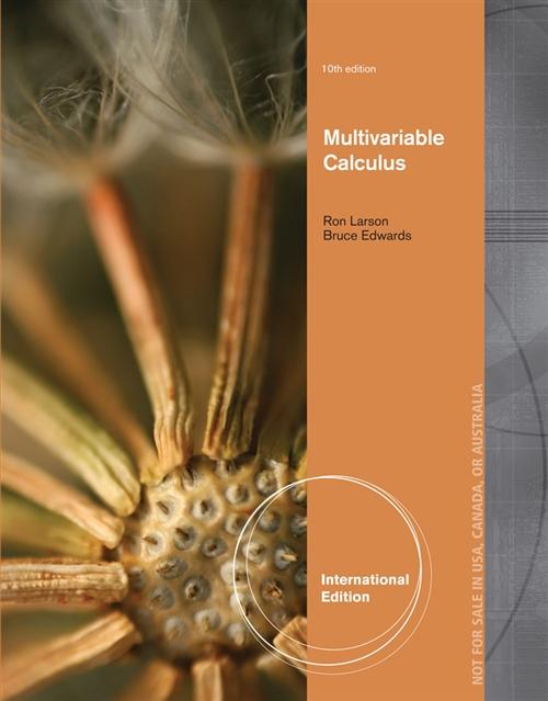 Multivariable Calculus, International Edition