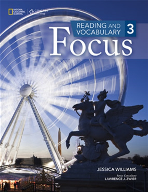 Reading and Vocabulary Focus 3 - Upper Intermediate - Student Book