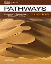 Pathways Foundations Listening Speaking Student book with Access Code