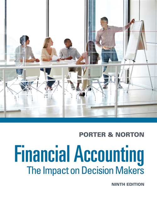 Financial Accounting : The Impact on Decision Makers