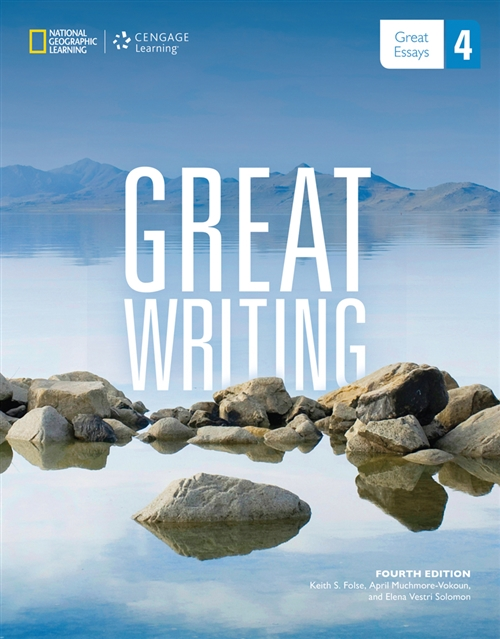 Great Writing 4: Great Essays Student Book 4E